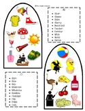 Articulation Popsicle Craft (sh, ch, th, and f all positions)