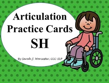 Articulation Practice Card /SH/