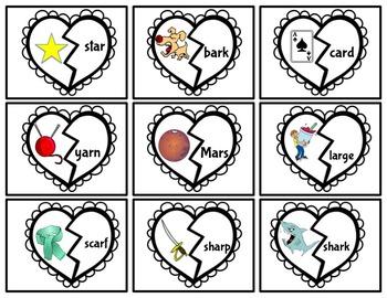 Articulation Practice to Mend a Broken Heart