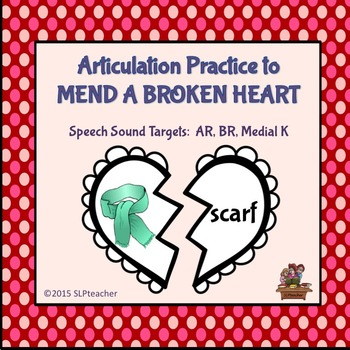 Articulation Practice to Mend a Broken Heart