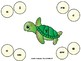 Articulation Practice with Tessa the Turtle  for the /t/ sound