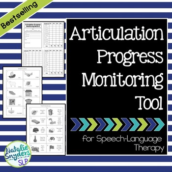 Articulation Progress Monitoring Tool for Speech Language Therapy