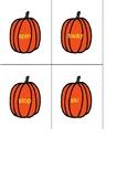 Articulation: Pumpkin /s/ blends