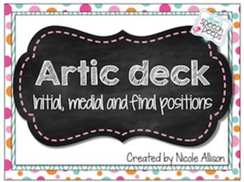 Articulation Quick Deck