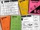 Articulation Quick Packs: K, G, F, V, & S Blends