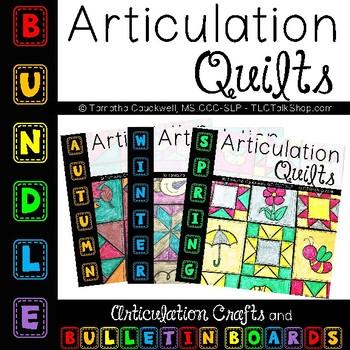 Articulation Quilts BUNDLE