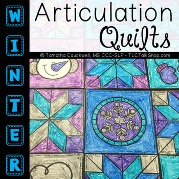Articulation Quilts: Winter