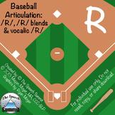 Articulation R- Baseball Game