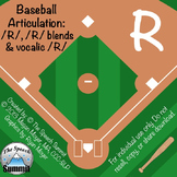 Articulation R- Baseball Game