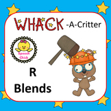 Articulation /R blends/ Whack-A-Critter Speech Therapy Cards