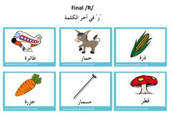 Articulation /R/ in Arabic