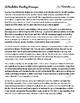 Articulation Reading Level Passages: /s/ blends