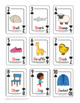 Articulation Card Deck Game BUNDLE! /r s z sh ch l k g f v/ Speech Therapy