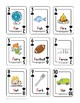 Articulation Regular Card Game for /f/ and /v/ Speech Therapy