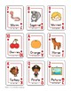 Articulation Regular Card Game for /r/ and /r/-blends Speech Therapy