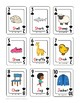 Articulation Regular Card Game for /sh/ and /ch/ Speech Therapy