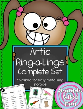 Articulation Ring-a-Lings Complete Set Bundle