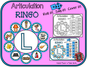 Articulation Ringo L - Roll it! Say it! Cover it!