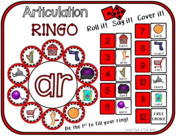 Articulation Ringo R - Roll it! Say it! Cover it!