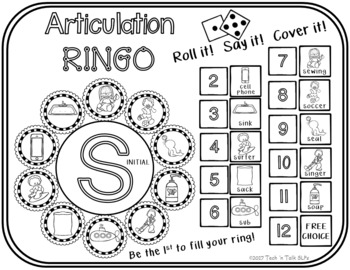Articulation Ringo S - Roll it! Say it! Cover it!