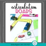 Articulation Roads: Black & White Toy Companion