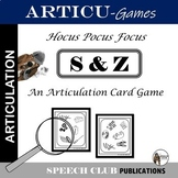 Articu-Games for /s/ - /z/ : Words & Sentences