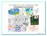 Articulation - S Sound - Full Curriculum (Bundle)