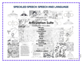Articulation - SUITE - 88 Pages