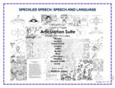 Articulation - SUITE - 88 Pages!