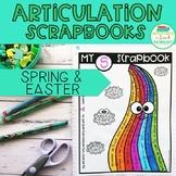Articulation Scrapbooks: Easter & Spring