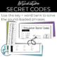 Articulation Secret Codes (NO-PREP)