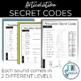 NO PREP Articulation Secret Codes for Speech Therapy