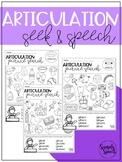 Articulation Seek & Speech