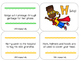 Articulation Sentence Task Cards: /j/ and /h/