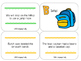 Articulation Sentence Task Cards: /p/ and /b/
