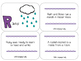 Articulation Sentence Task Cards: /r/ and /r/ blends
