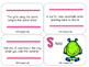 Articulation Sentence Task Cards: /s/ and /s/ blends