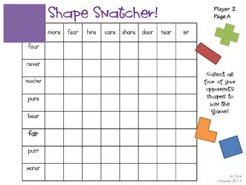 Articulation Shape Snatcher
