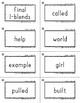 Articulation Sight Words Deck FREEBIE