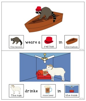 Articulation Silly Sentences L, R, S