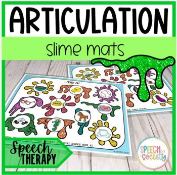 Articulation Slime Mats