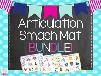 Articulation Smash Mat BUNDLE!