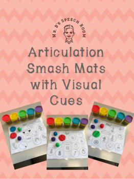 Articulation Smash Mats: All Sounds With Visual Cues