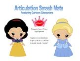 Articulation Smash Mats: Featuring Princess Characters