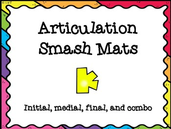 Articulation Smash Mats: K