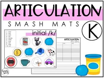 Articulation Smash Mats: K Edition