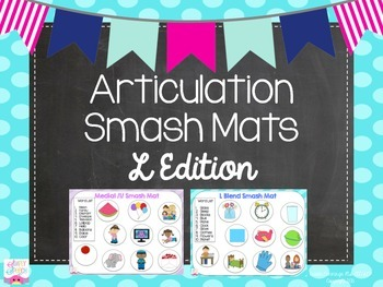 Articulation Smash Mats: L Edition