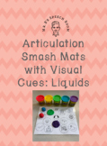 Articulation Smash Mats: /l, r/ With Visual Cues