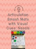 Articulation Smash Mats: /m, n/ With Visual Cues