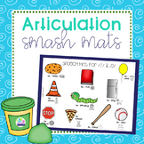 Articulation Smash Mats for Speech Therapy